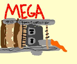 Mega Blacksmith