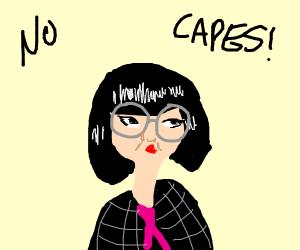 Edna Mode (The Incredibles)