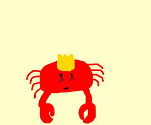 The King of the Crabs