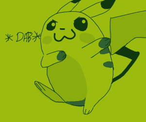 Pokemon: Gotta dab 'em all