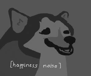 Happiness noise