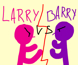 Larry vs Barry