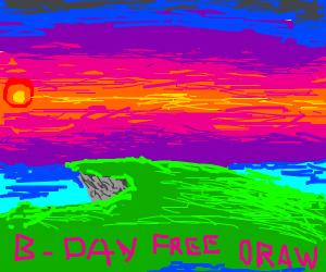 ITs my birthday! Free draw!