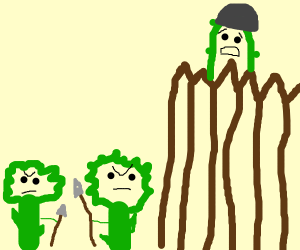 Broccoli Invaders