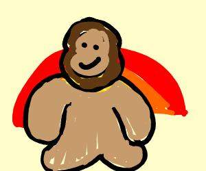 Mystical Ape