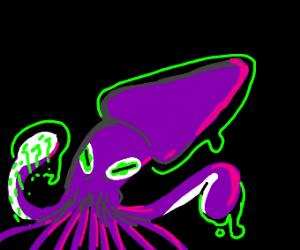 Toxic Squid