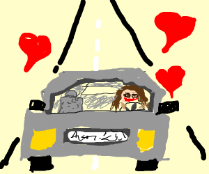 A Girl That Loves Driving