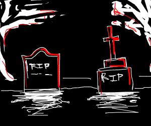 2 graves