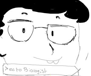 the homestuck guy w glasses.... john???