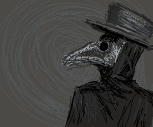 Crow face guy (that cool crow mask thing)