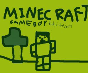 Minecraft for gameboy