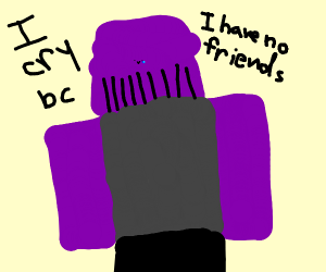Thanos in minecraft