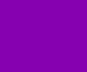 Completely purple panel