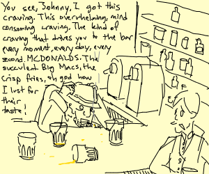 mcdonalds craving