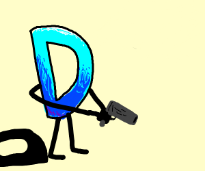 drawception with a gun