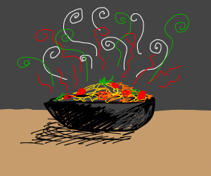 Smelly Hot Dish
