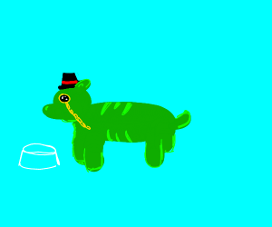 Dapper slime terrier