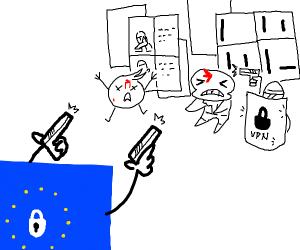 Article 13 slowly killing memes