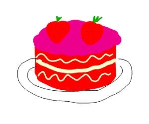 not chocolate cake