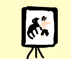 Chimera Painting