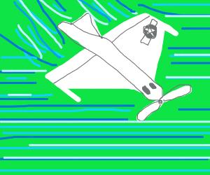 No text allowed dingus (glider)