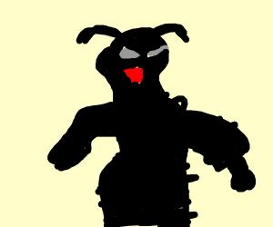 venom bonded with dog