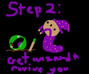 Step 1: KYS