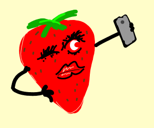 strawberry thot