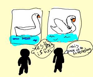 Swan Museum