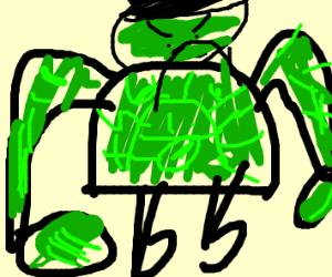 thicc hulk ;)