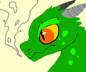 Yet another dragon.