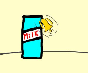 Dairy bell ringing