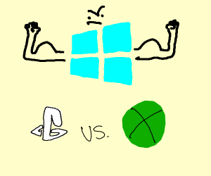 Playstation vs. XBOX and Windows