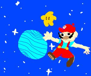 Basically Super Mario galaxy