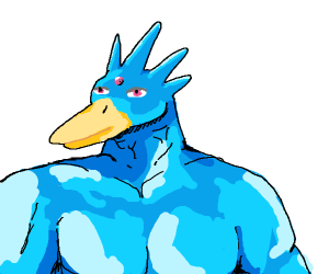 Buff golduck