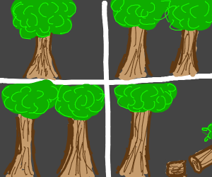 Loss but with trees