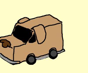dog-mobile