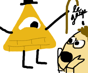 surprised Bill Cypher