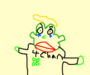 normie 4chan user