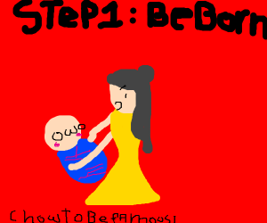 Step 2: join beauty pageant at age 3
