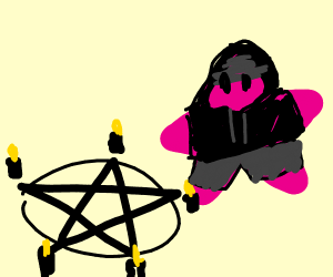 Satanist Patrick