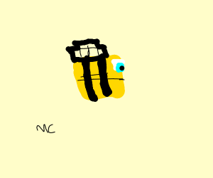 Minecraft bees!