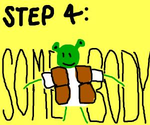 Step 3: Have Shrek Sing