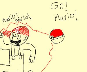 New Pokemon: Mario