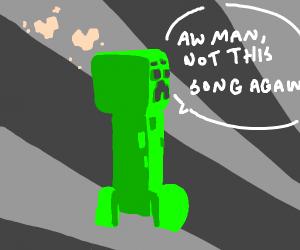 Creeper (aw man)