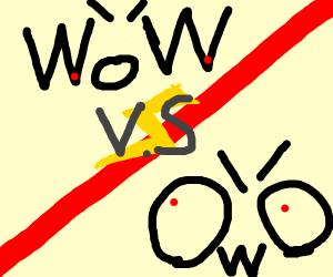 wow vs owo