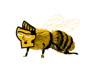 Duncan (TDI) as a hot bee