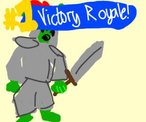 Shrek  battle royal
