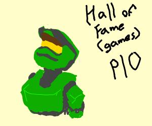 Hall of Fame (games) (pio)