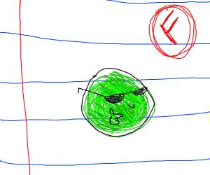 Cool Spot but green
